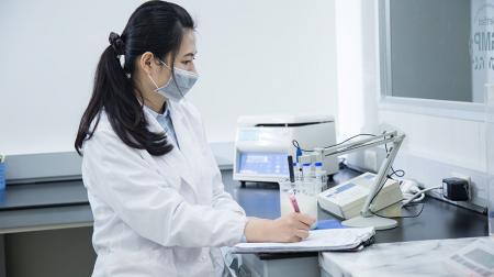 مختبر مراقبة الجودة