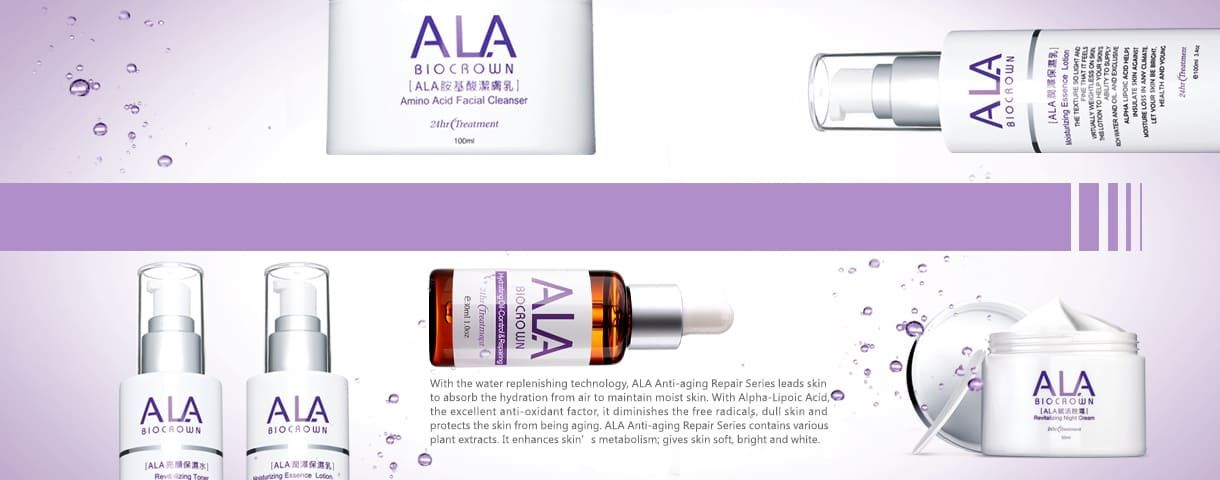 Private label skin care manufacturer