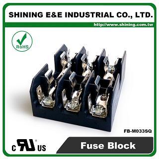 Shining E Amp E Fb M033sq For 10x38mm Fuse 600v 30 Amp 3