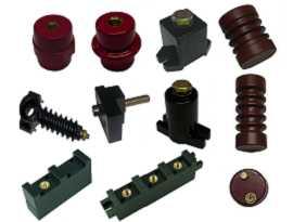 Изолатори и поддръжка на шини - Изолатори и подпори на шини