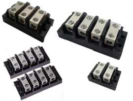 Power Splicer Terminal Blocks - Power Splicer Terminal Blocks