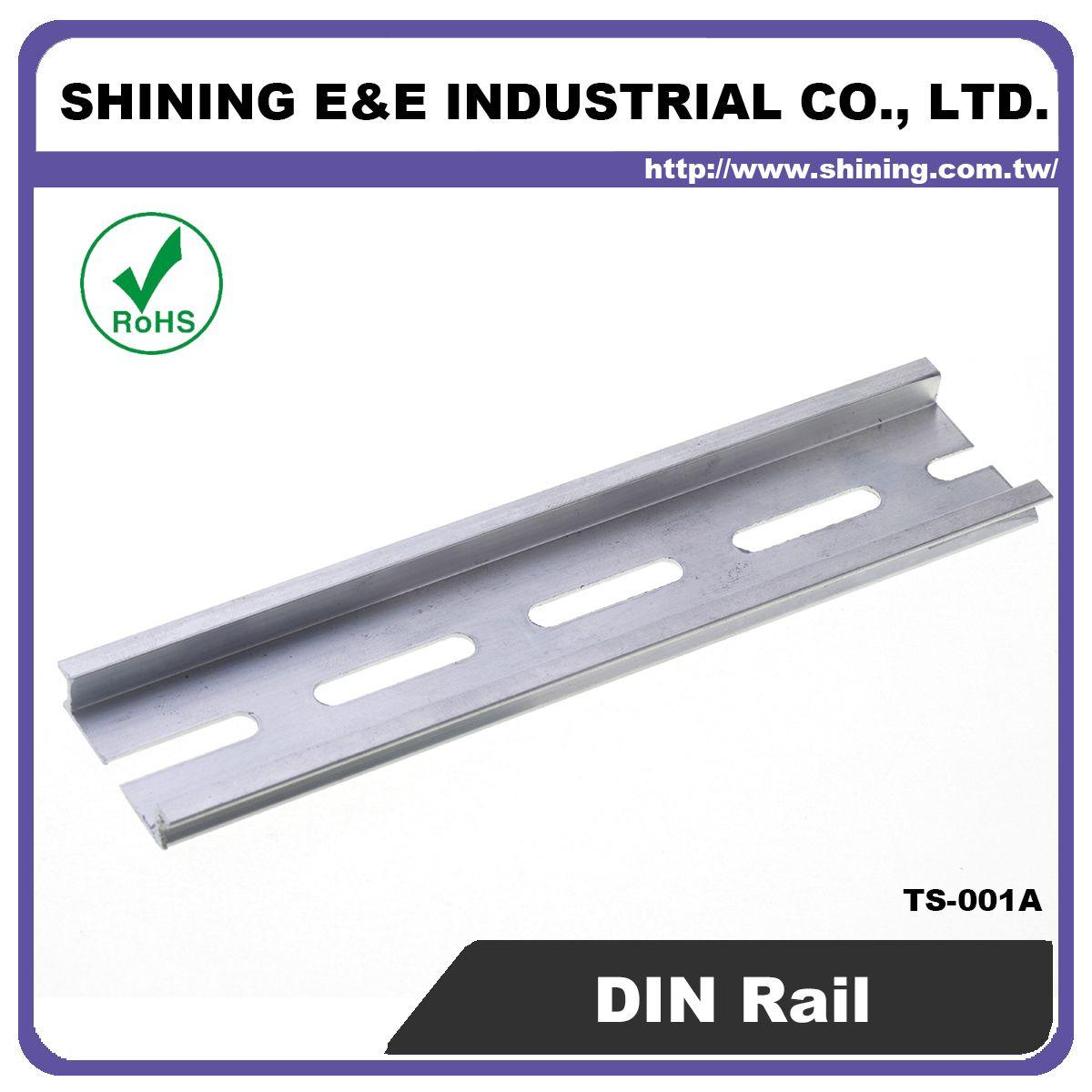 shining ee mm aluminum din rail (taa)  high quality mm  - mm