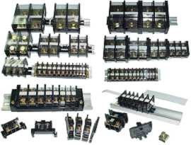 Din Rail Mounted Terminal Blocks - Din Rail Mounted Terminal Blocks