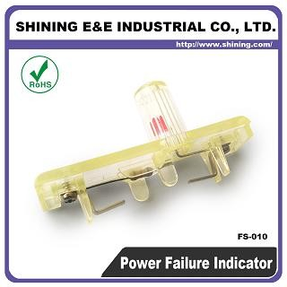 FS-010AC 380V AC Power Off Failure Fuse Indicator