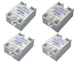 Solid State Relay-Single Phase SSR - Solid State Relay-Single Phase