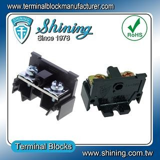 TA-040 35mm Din Rail Mounted Assembly Type 600V 40A Terminal Block
