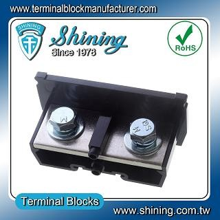 TA-300 35mm Din Rail Mounted Assembly Type 600V 300A Terminal Block