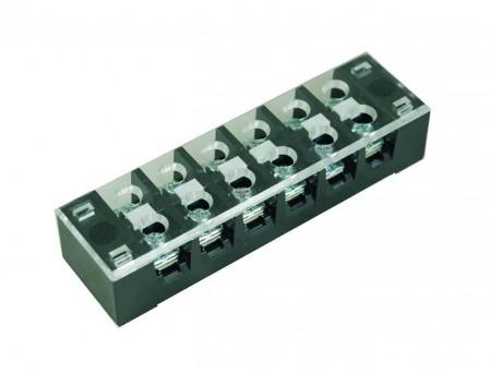 TB-325XXCP系列 固定式柵欄端子台 - TB-32506CP 固定式柵欄端子台
