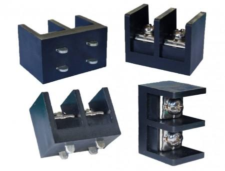 TBS-650XXACP系列 印刷電路板端子台 - TBS-65002ACP 印刷電路板端子台