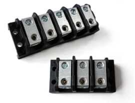 TGP-050-XXBHS Electrical Power Splicer Terminal Blocks - TGP-050-XXBHS Power Splicer Blocks