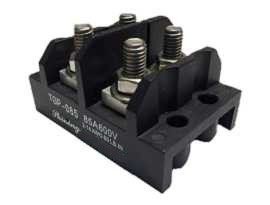 TGP-085-XXP Electrical Power Stud Terminal Blocks - TGP-085-02P Power Stud Terminal Blocks