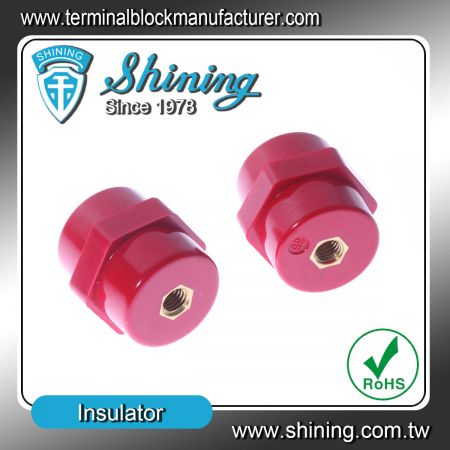 低壓絕緣礙子 (SL-3035) - Low Volt Insulator (SL-3035)