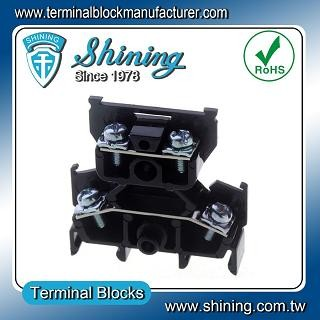 TD-015 Din Rail Mounted 15A Double Layers Terminal Block - TD-015 Double Layers Terminal Block