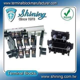 TD-025 600V 25A Double Layer Terminal Blocks