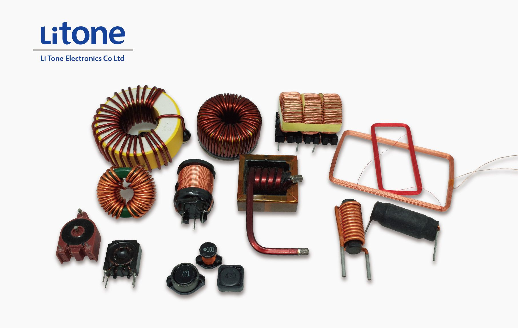 Power Inductor in Various Types