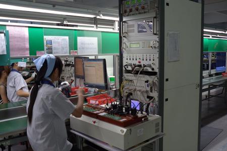 LTE Power Supply Test