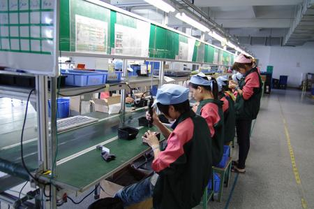 LTE Power Supply Production Line