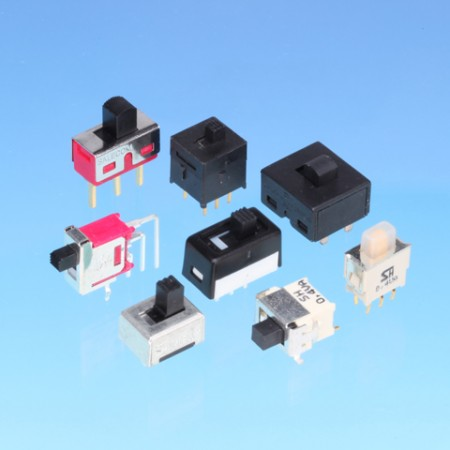Slide Switches - Slide Switche Series