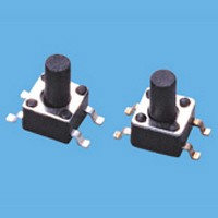 Tact Switches - Tact Switches (ELTSM-4)
