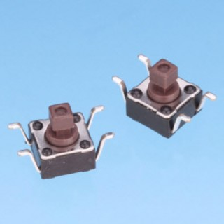 Tact Switches - Tact Switches (ELTSX-6)