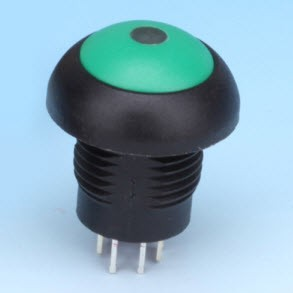 Pushbutton Switches - Pushbutton Switches (EPS12 with LED)