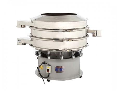 Semi-Cover Rim Type Vibration Separator