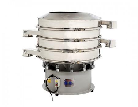 Semi - Cover Rim Type Vibration Separator