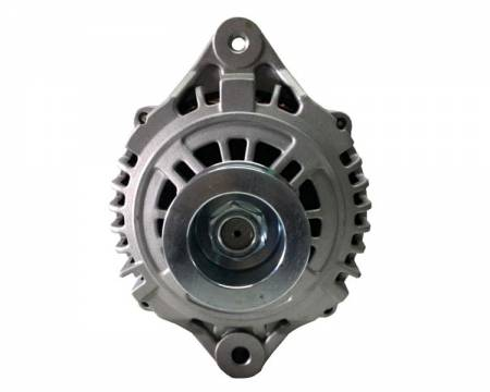 Alternator - LR190-744 - ISUZU Alternator LR190-744