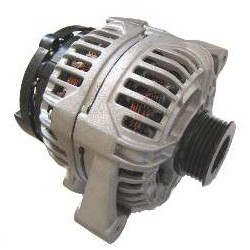 12V Alternator for Opel - 0-124-515-004 - OPEL Alternator 0-124-515-004
