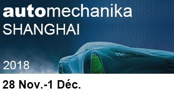 Automechanika Shanghai 2018