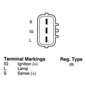 toyota alternator connector with Dk Alternator 164 on T5000093 Need belt diagram 3 3 liter v6 1994 moreover Denso Engine Control Schematics further T25368034 Please give me alternator plug wiring together with 3 Pin Alternator Wiring Diagram as well 2002 Kia Spectra Engine Diagram.