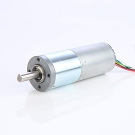 BLDC Gear Motor - Size 36mm DC brushless motor with gearbox