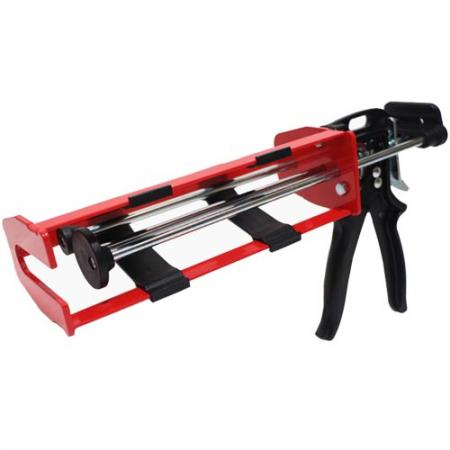 G34-400LA dual component caulking gun for injectable adhesive