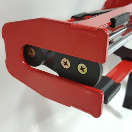 Dripless 385ml manual double tube ratio 3:1 gun