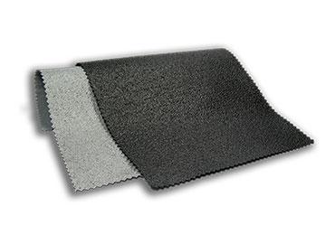 經表面特殊加工的止滑耐磨材料。
