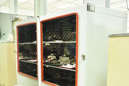 Lavadora AATCC (Secadora)