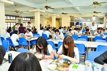 Staff Restaurant