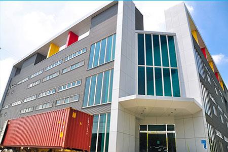 Fábrica de Nam Liong San Kan Dian