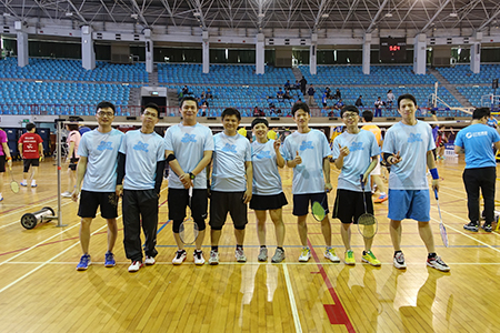 NamLiong badminton club