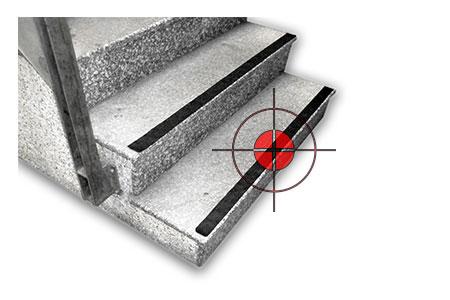 耐磨止滑皮適合用於樓梯或地板止滑。