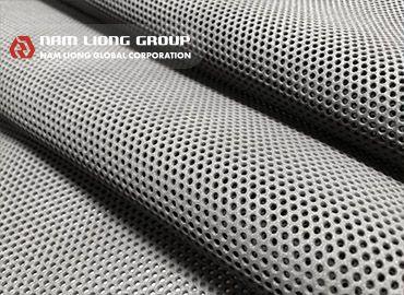 Дышащая резиновая губка - Перфорирование делает пену воздухопроницаемой.