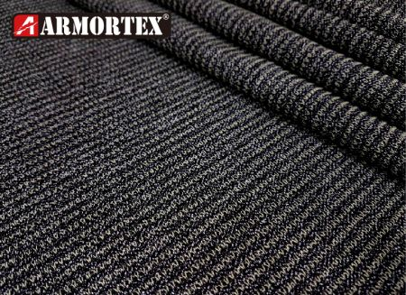 Cut-Resistant Knitted Fabric