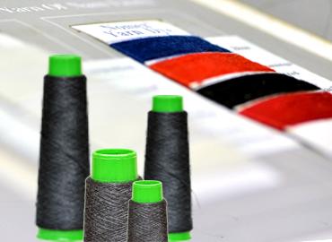 Flame Retardant Yarns - Fire retardant threads made with DuPont™ Nomex® & Kevlar®