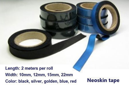 Super smooth tape specification.