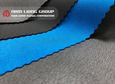 Ultra-thin light-weight rubber sponge (neoprene) for swimsuit, surfing suit and watersports suit.
