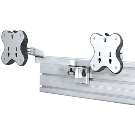 Butterfly Monitor Arms (EGL) - Dual Monitor Arm EGL-402D