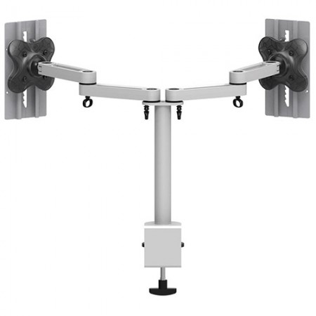 Easyfly Compact Monitor Arms (EGL6) - Dual Monitor Arm EGL6-202D / 302D
