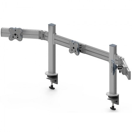 Tool Bar System (EGTB) - Triple Monitor Arm EGTB-4513W / 4513WG
