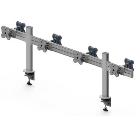 Tool Bar Back to Back System (EGTB) - Eight Monitor Arms EGTB-4514D / 4514DG