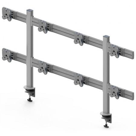 Tool Bar System (EGTB) - Eight Monitor Arms EGTB-8028 / 8028G